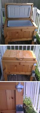 25+ Unique Patio Cooler Ideas On Pinterest | Diy Cooler, Deck ... Patio Cooler Stand Project 2 Patios Cabin And Lakes 11 Best Beverage Coolers For Summer 2017 Reviews Of Large Kruses Workshop Party Table With Built In Beerwine Ice How To Build A Wood Deck Fox Hollow Cottage Diy Your Backyard Wheelbarrow Foil Smoker Outdoor Decorations Beer Wooden Plans Home Decoration 25 Unique Cooler Ideas On Pinterest Diy Chest Man Cave Backyard Our Preppy Lounge Area Thoughtful Place
