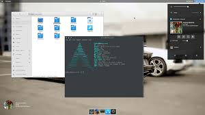 Tiling Window Manager Gnome by Let U0027s Rice Together Show Us Your Desktops Linux Level1techs