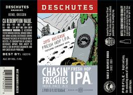 Deschutes Red Chair Release by New Oregon And Washington Craft Beer Labels Submitted To Ttb