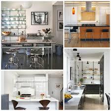 amenagement d une cuisine cuisine ouverte idées d aménagement originales