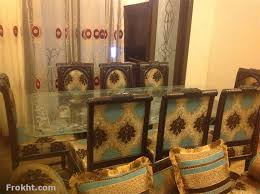 Deewan And Dining Table