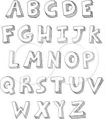 How To Draw Bubble Letters …