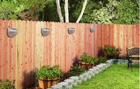 liven up your outdoor event with wall mounted solar garden lights