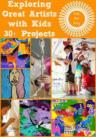 Art Projects For Kids 30 Exploring The Great