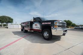 100 Chevy 3500 Truck Fleet Services Utility Wrap Car Wrap City