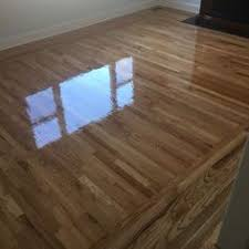 beautiful oak floors finished with our waterlox original resin