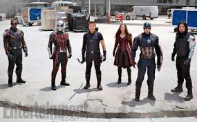 Captain America Civil War Opens On May 6 2016