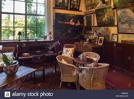 wohnzimmer studio im haus claude monet maler und