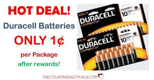 fice Depot fice Max 16 Count Duracell Batteries $0 01 after