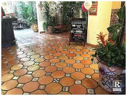 terracotta tile floor novic me