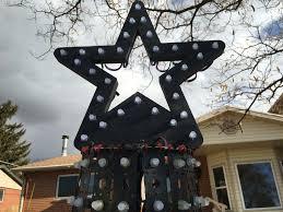 Flagpole Christmas Tree Plans by 2015 Adams Family Christmas Lights With Pixels U2013 Mrrocketman Com