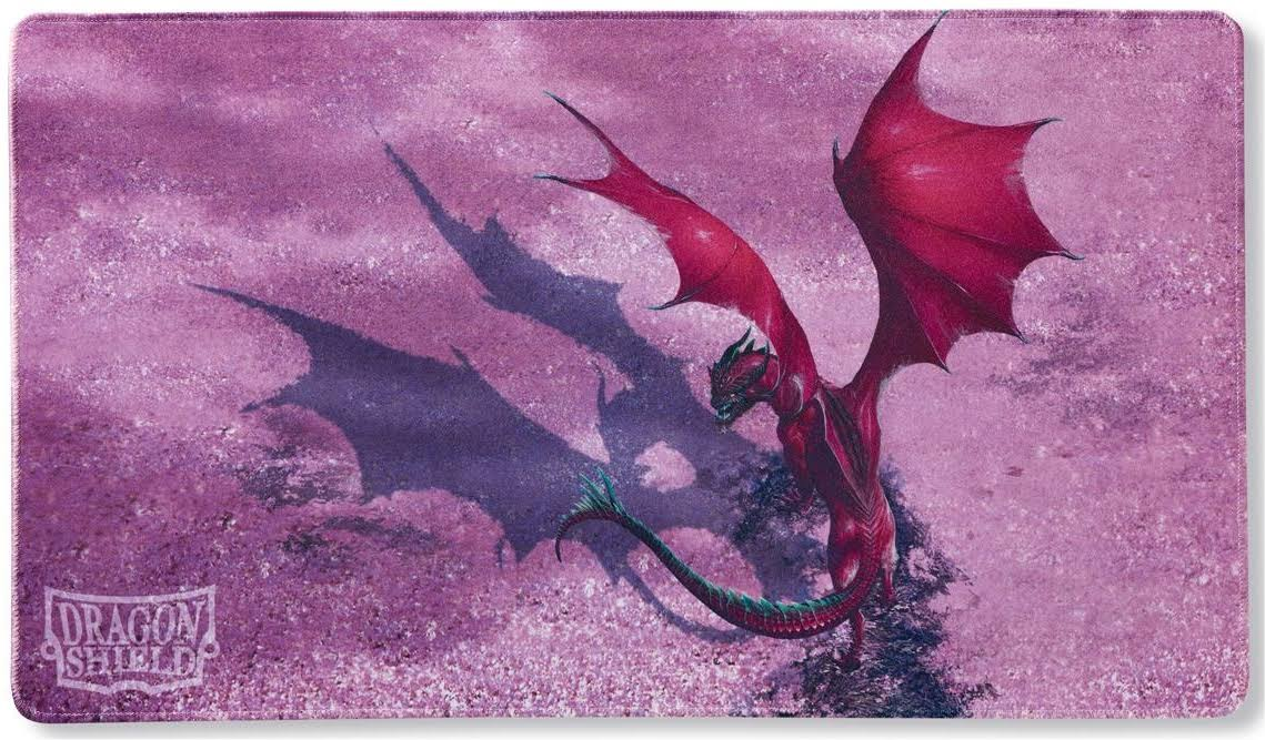 Dragon Shield Play Mat - Fuchsin Magenta