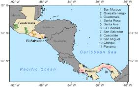 100 Where Is Guatemala City Located The Role Of Temperature And Humidity On Seasonal Influenza