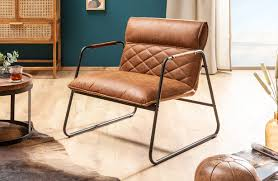 lounge sessel colt light brown designer bei nativo möbel schweiz günstig