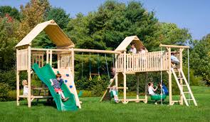 Triyae.com = Backyard Jungle Gym Plans ~ Various Design ... Wooden Backyard Playsets Emerson Design Best Backyards Chic 38 Simple Fort Plans Cozy Terrific Pinterest 19 Tree 12 Free Playhouse The Kids Will Love Collins Colorado Pergolas Designs Cedar Supply How To Organize For Playhouses Google Images Gemini Diy Wood Swingset Jacks Building Our Castle With Naturally Emily Henderson Childrens Forts Leonard Buildings Truck Custom Swing Set And Playset From Twisty Slide Tiny Town Playground Ideas