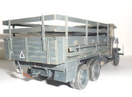 100 German Trucks Krupp L3H163 WWII Army Truck ICM 35461