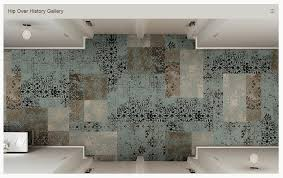 new Interface Hospitality carpet tile