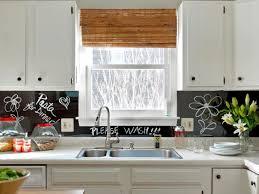 Cheap Backsplash Ideas For Kitchen by Kitchen Backsplash Mosaic Black And White Ceramic Tile Diy