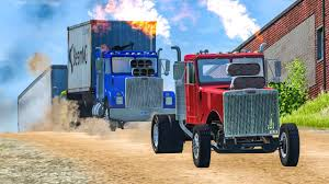 INSANE TRUCK CRASHES #1 - BeamNG Drive - YouTube Semi Truck Crashes And Jacknifes Youtube Crazy Truck Crash Amazing Trucks Accident Best Trailer Crash Police Chases 4 Beamng Drive Lorry Aberdeen Heavy Recovery Test 2017 Pickup Colorado Tacoma Frontier Big Rig Us 97 Wa 14 Viralhog Euro Simulator 2 Scania Damage 100 Monster Jam 2012 Tampa Compilation 720p Video Into Walmart Store Videos For Kids Hot Wheels Monster Jam Toys Survivor Speaks Out About Semitruck Accident Volving Bus Of Pig Road Repair Vehicles Episode 140