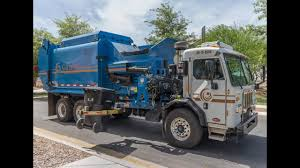 100 Garbage Truck Video Youtube The Town Of Gilbert CNG SCORPION ASL YouTube