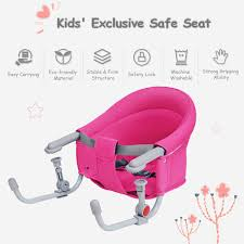Shop Gymax Portable Folding Baby Hook On Clip On High Chair Booster ... 8 Best Hook On High Chairs Of 2018 Portable Baby Chair Reviews Comparison Chart 2019 Chasing Comfy High Chair With Safe Design Babybjrn Clip On Table Space Travel Highchair Portable For Travel Comparison Bnib Regalo Easy Diner Navy Babies Foldable Chairfast Amazoncom Costzon Babys Fast And Miworm Tight Fixing Or Infant Seat Safety Belt Kid Feeding