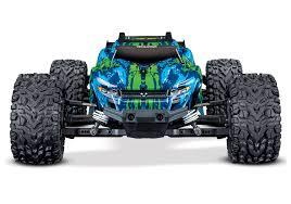 Traxxas Rustler 4X4 VXL | RC Stadium Truck