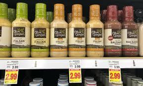 Get Olive Garden Salad Dressing For ONLY $1 99 at Kroger Reg