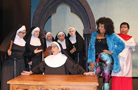 Curtain Call Stamford Shakespeare by Curtain Call U0027sister Act U0027 Arrives With Mix Of Comedy And Joyous