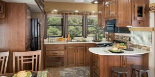 Large Images Of Camping Trailer Decorating Ideas 2015 Jay Flight Bungalow By Jayco Inc