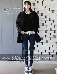 Korean Style Simple Casual Oversize Winter Coat