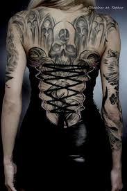 Sick Gothic Tattoo Tattoos Ink