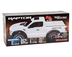 100 Ford Toy Trucks Traxxas 2017 Raptor RTR Slash 110 2WD Truck White TRA58094