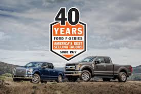 America's Best Selling Truck For 40 Years - Ford F-Series, Built ...