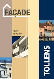 nuancier peinture facade exterieure facade tollens catalogue pdf documentation brochure