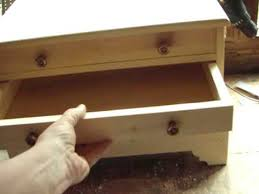 new yankee workshop 3 drawer chest woodworking diy project