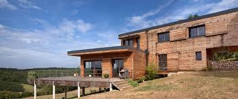 maisons durables des maisons écolos clé en univers
