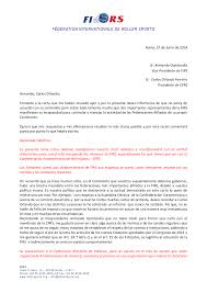 Carta Para Renunciar A Cipa