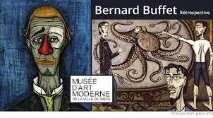 expo musee moderne bernard buffet rétrospective