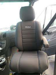 Dodge, Freightliner, Mercedes Sprinter Or Ford Transit Neoprene Seat ...