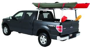 Top 5 Best Kayak Rack For Tacoma | Care Your Cars Truck Rack With Lights Low Pro All Alinum Usa Made Diy 100 Universal Bed Expedition Georgia 2017 Ford F150 Raptor With Leitner Acs Off Road Bases For Cchannel Track Systems Inno Racks The Rack Fits Into The Bed Of Truck And Is Tied To Four Dodge Ram Portal Archives Nuthouse Industries Ladder Hard Cover On Silverado Pickup Tru Flickr Brack Original
