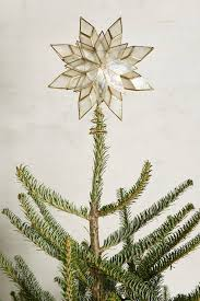 Black Angel Christmas Tree Topper by Anthropologie U0027s Christmas Arrivals Ornaments Topista