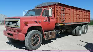 1981 Chevrolet C70 Grain Truck | Item J8989 | SOLD! April 27...