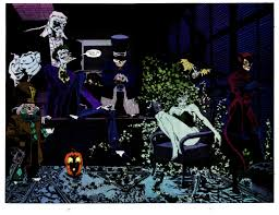 Long Halloween Batman Pdf by Dc Batman The Long Halloween Dc Throughout Batman