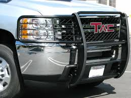 100 Truck Grill Guard Details About TAC For 0507 Nissan Pathfinder0520 Frontier Nudge Push Bull Bar