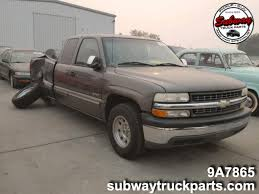 100 Cheap Truck Parts Chevy Used 2000 Silverado 1500 53L 4x2 Subway