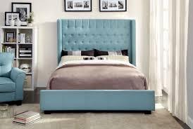 Marilyn Monroe Bedroom Furniture by Furniture Of America Mira Tufted Wingback Platform Bed