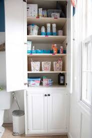 Bathroom Shelf Ideas: 15 Clever DIY Bathroom Shelves For Bathroom ... Bathroom Wall Storage Cabinet Ideas Royals Courage Fashionable Rustic Shelves Decor Its Small Elegant Tiles Designs White Keystmartincom 25 Best Diy Shelf And For 2019 Home Fniture Depot Target Childs Kitchen Walls Closets Linen Design Thrghout Shelving Decoration Amusing House Various For Modern Pottery Barn Book Wood Diy Studio
