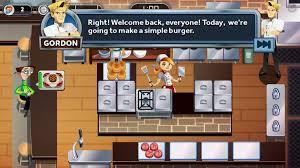 jeux de cuisine burger restaurant le jeu mobile gordon ramsay enfin en ligne food