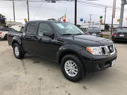 Pre-Owned 2017 Nissan Frontier SV V6 Crew Cab Pickup In San Antonio ...