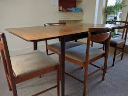 1 3 Vintage 60s Dining Table Chairs